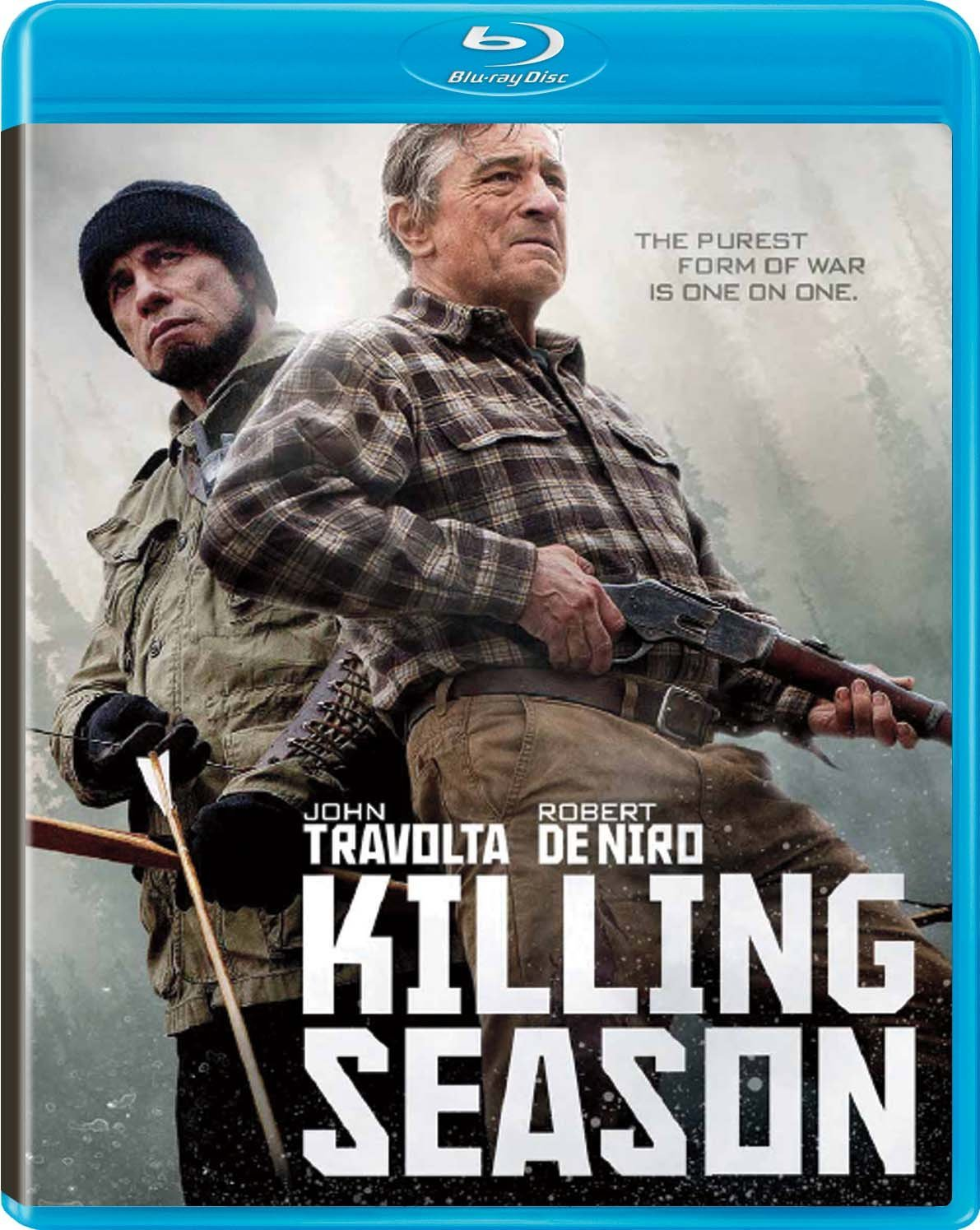 """Killing Season"" con De Niro e Travolta, direttamente in Blu-ray"
