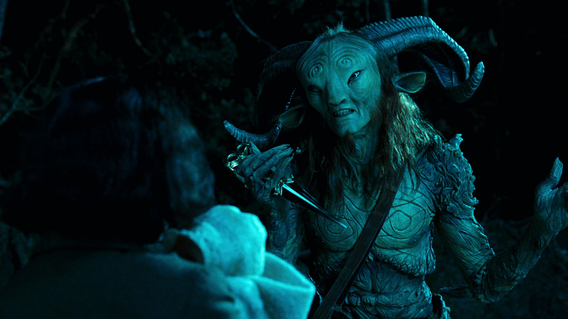 pans labyrinth Dark, dreamlike and dangerous, guillermo del toro's pan's labyrinth is a  fairytale every bit as scary and moving as they were always meant to.