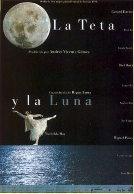 posterqtc Bigas Luna   La Teta y la luna aka The Tit and the Moon (1994)