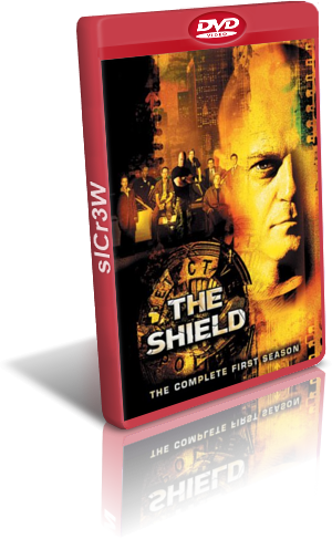 The Shield - Stagione 1 (2002) [Completa] 4 X DVD9