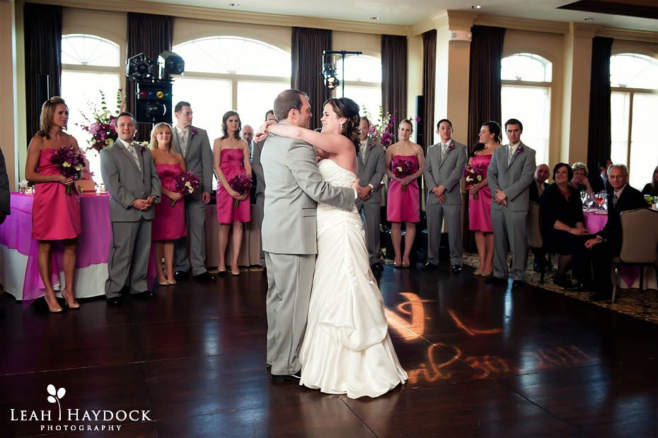 Union bluffs wedding