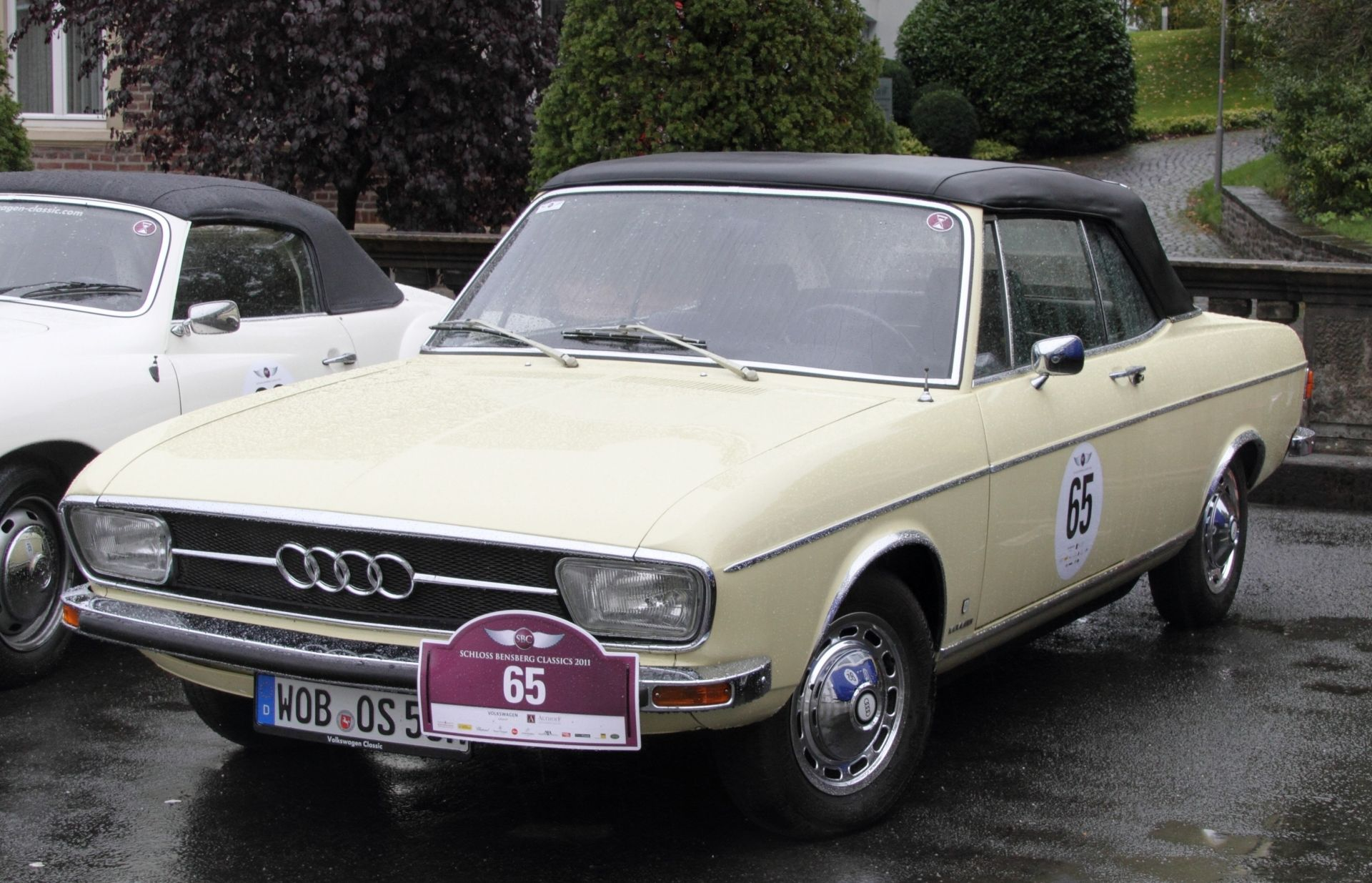 Audi 100 LS Cabriolet ~ Used Car Values