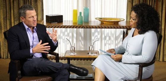 Lance Armstrong Oprah Winfrey Interview