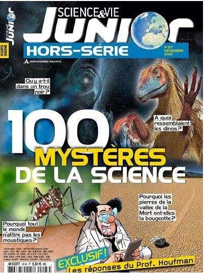 Science & Vie Junior HS N°97 Décembre 2012
