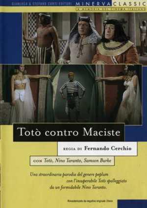 Totò contro Maciste (1962) Dvd5 Copia 1:1 ITA