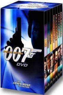 007 James Bond Serisi 1962-2008 DVDRip XviD - T�rk�e Dublaj Tek Link indir