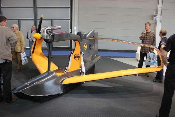 600flynano - FlyNano, un económico hidroavión ultraligero con motor eléctrico