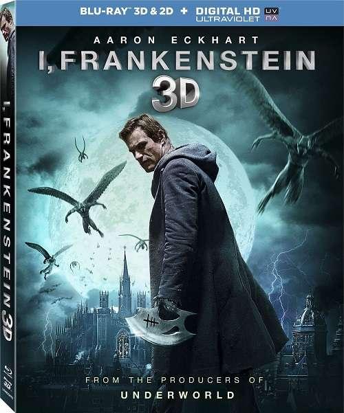 Frankenstein: Ölümsüzlerin Savaşı 3D – Dual – 3D Film indir