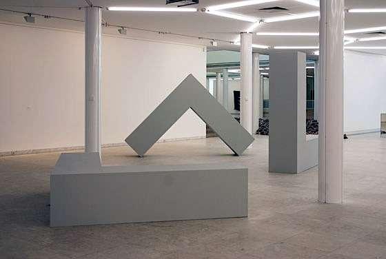 Minimal art minimalismo for Minimal art artisti