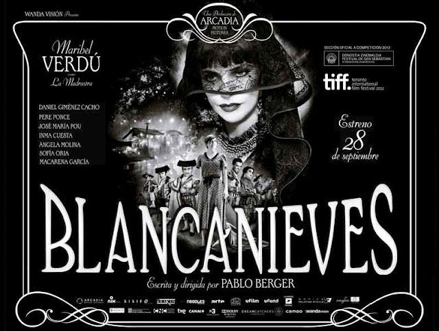 blancanievesh Pablo Berger   Blancanieves AKA Snow White (2012)