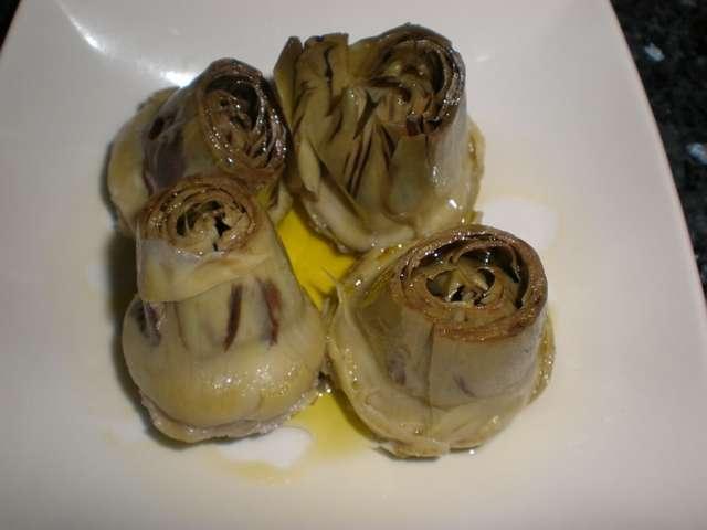 c0y2 - Corazones de alcachofas lubricadas