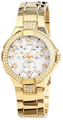 orologio guess donna dorato
