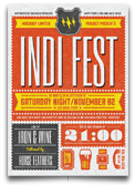 Indie Fest Flyer/Poster - 14