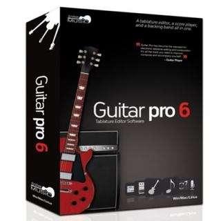 Guitar Pro v6.0.9 r9934 ve Ses Bankası