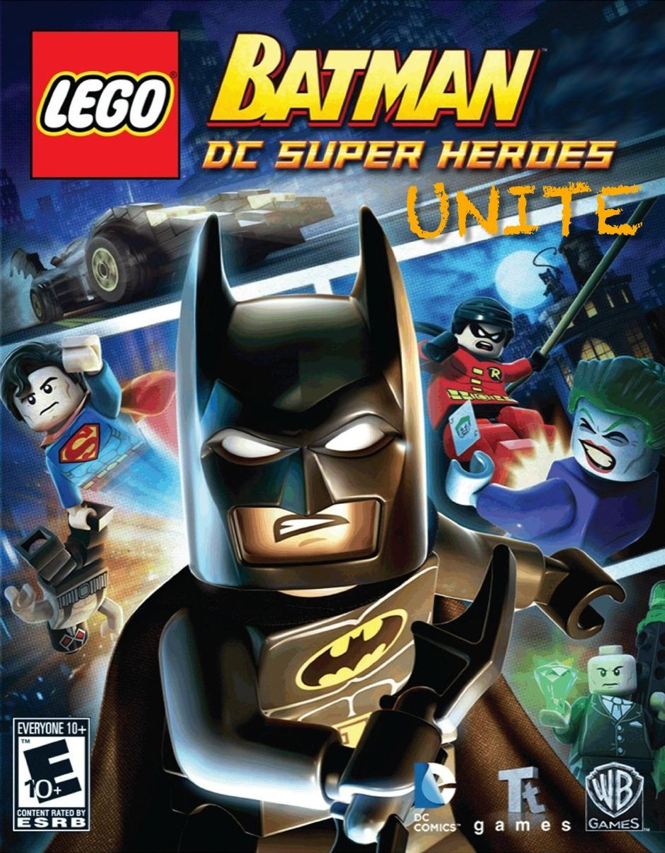 LEGO Batman : The Movie – DC Superheroes Unite dvdrip