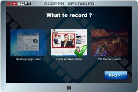 ZD Soft Screen Recorder v6.0