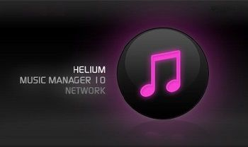Helium Music Manager full