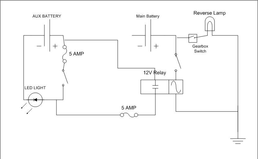 Work Light Wiring Diagram - Schematics Online on