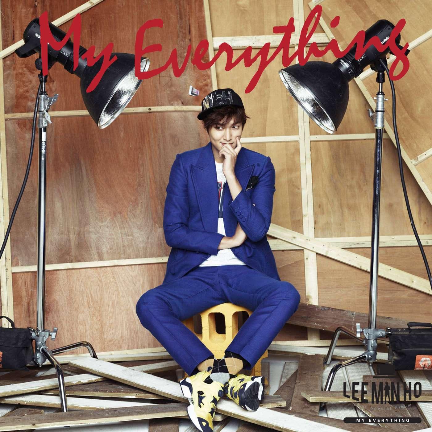 [Mini Album] Lee Min Ho - My Everything
