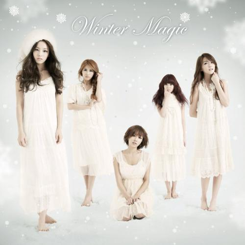 KARA - Winter Magic single cover