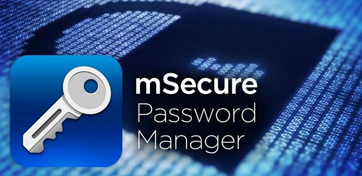mSecure - Password Manager v3.5.4 APK Full indir