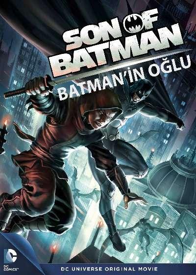 Batmanin Oğlu - Son of Batman - 2014 Türkçe Dublaj MKV indir